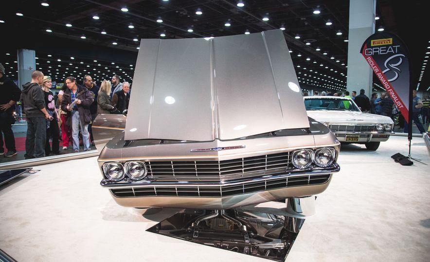 Chip Foose 1965 Chevrolet Impala Impostor - Slide 5