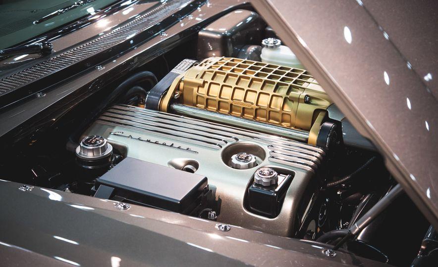 Chip Foose 1965 Chevrolet Impala Impostor - Slide 7