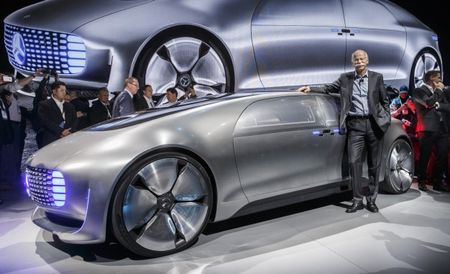 Daimler CEO Dieter Zetsche on Tesla, Aston, Mercedes-Based Infinitis, and More