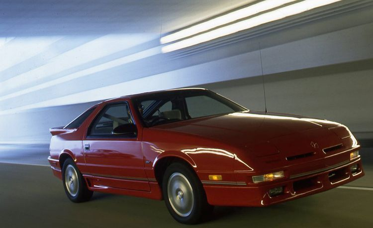 1990 Dodge Daytona ES – Archived Instrumented Test