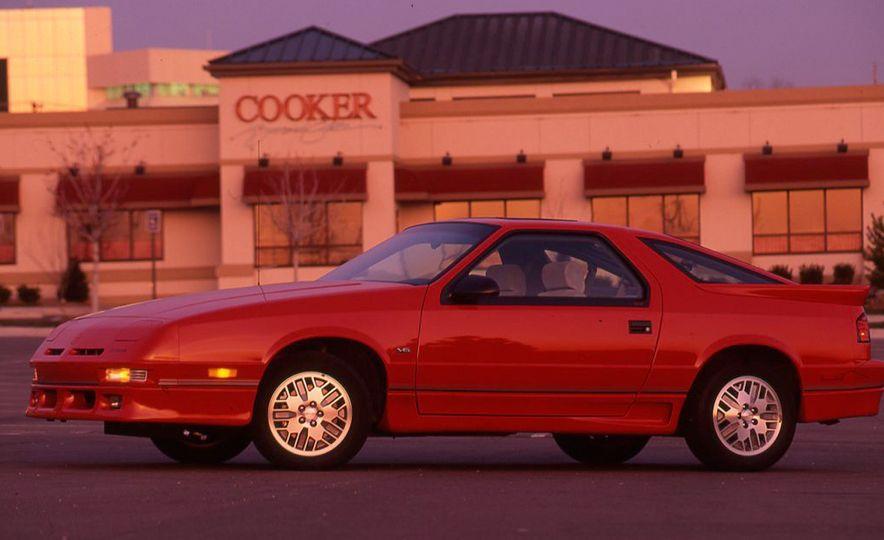 1990 Dodge Daytona ES - Slide 2