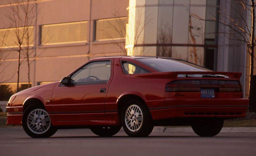 1990 Dodge Daytona ES - Slide 3