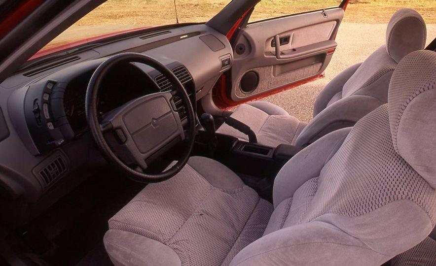 1990 Dodge Daytona ES - Slide 7