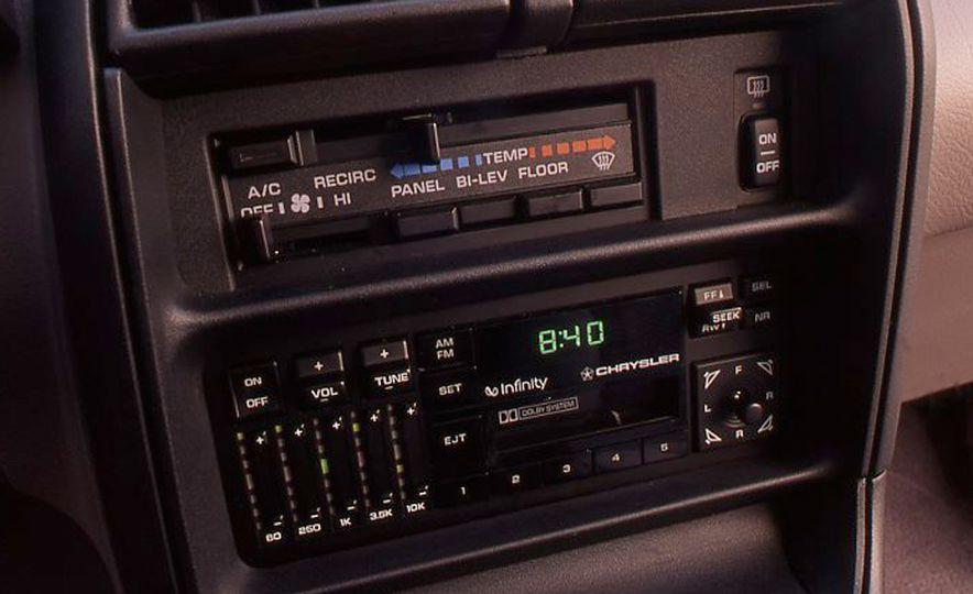 1990 Dodge Daytona ES - Slide 8