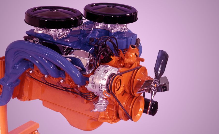 10 Epic—and Epically Named—Engines from When Detroit Ruled the World - Slide 6