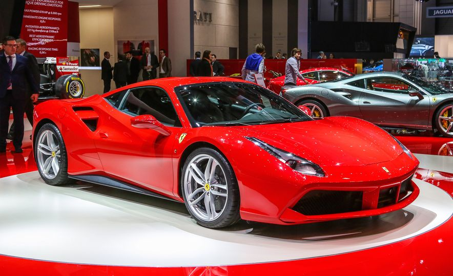 Everything You Need to See from Day One of the 2015 Geneva Auto Show - Slide 5