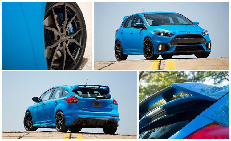 U.S.-Spec 2016 Ford Focus RS Revealed, Still Looks Nasty