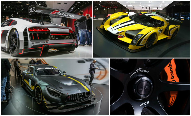 The 8 Hottest Track Cars of the 2015 Geneva Auto Show