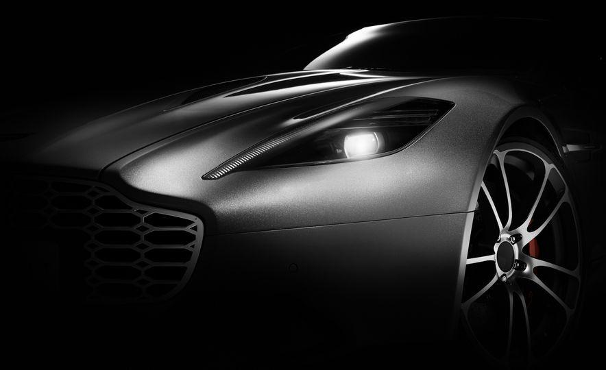 Galpin Auto Sports Thunderbolt by Henrik Fisker - Slide 20