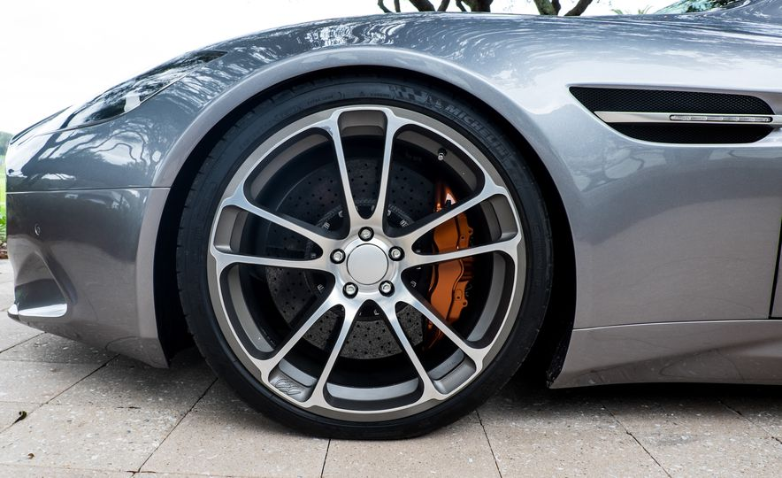 Galpin Auto Sports Thunderbolt by Henrik Fisker - Slide 8
