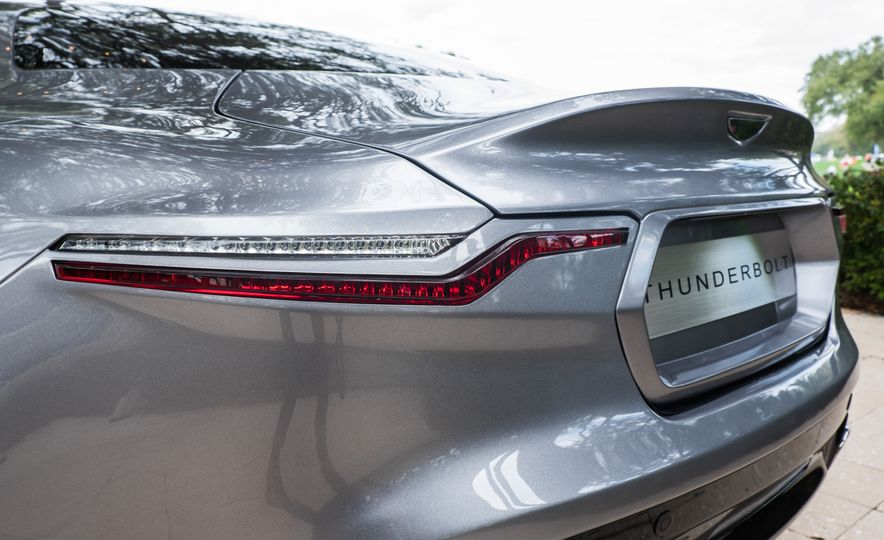 Galpin Auto Sports Thunderbolt by Henrik Fisker - Slide 9