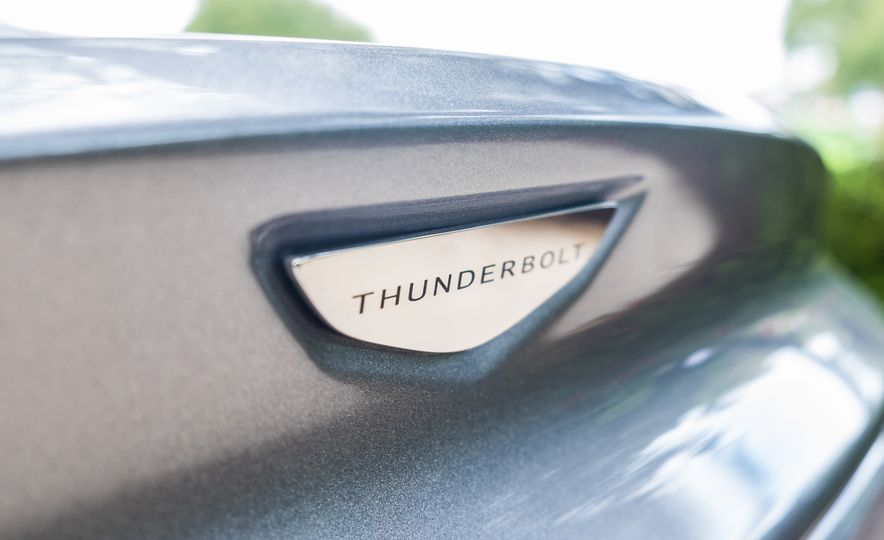 Galpin Auto Sports Thunderbolt by Henrik Fisker - Slide 10