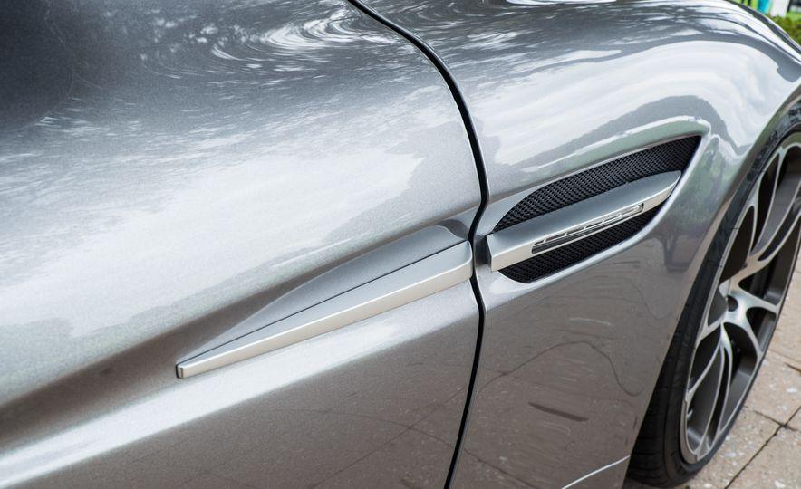 Galpin Auto Sports Thunderbolt by Henrik Fisker - Slide 12
