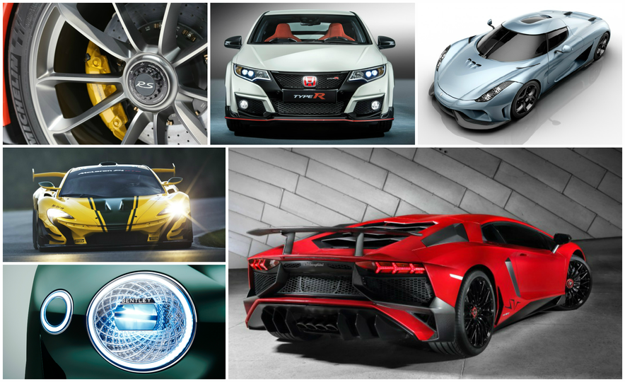 Everything You Need to See from Day One of the 2015 Geneva Auto Show - Slide 1