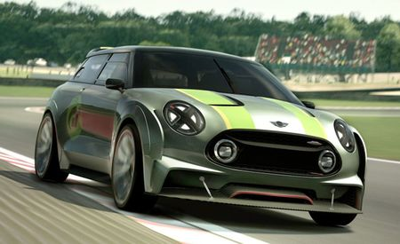 Wee Whomper: Mini's Clubman Vision Gran Turismo Is Awesome