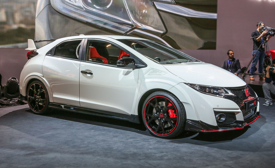 Everything You Need to See from Day One of the 2015 Geneva Auto Show - Slide 6