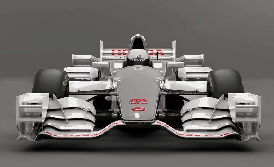 Honda IndyCar aero kit - Slide 2