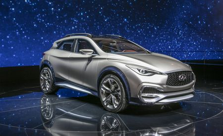 Infiniti QX30 Concept: Small, Sleek, and Coming Soon – Auto Shows