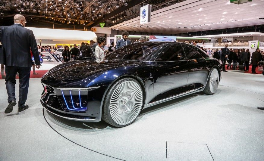 Our Picks for the Very Best from the 2015 Geneva Auto Show - Slide 12