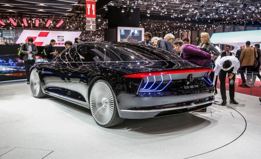 Our Picks for the Very Best from the 2015 Geneva Auto Show - Slide 13