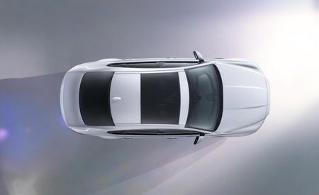 A Bird's-Eye View of the New 2016 Jaguar XF
