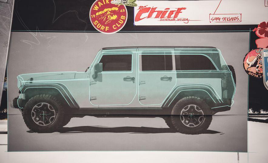 Jeep Chief concept - Slide 20