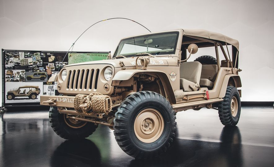 The Magnificent Seven: 2015 Jeep Concept Vehicles Headed to Moab - Slide 11