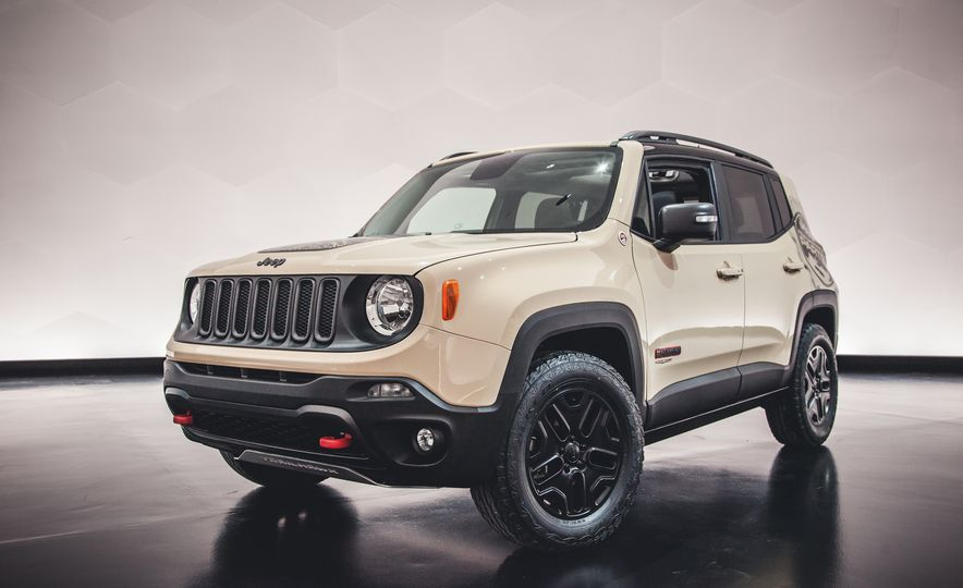 The Magnificent Seven: 2015 Jeep Concept Vehicles Headed to Moab - Slide 16
