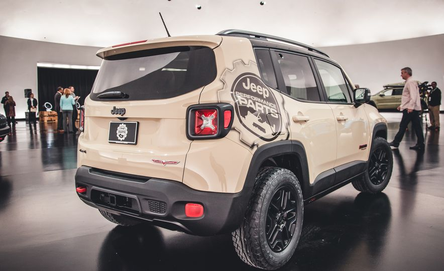 The Magnificent Seven: 2015 Jeep Concept Vehicles Headed to Moab - Slide 17