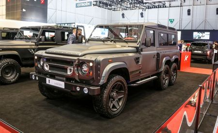 6×6 Is the New 4×4: This 6×6 Defender–Based Concept Is Seriously Bad-Ass