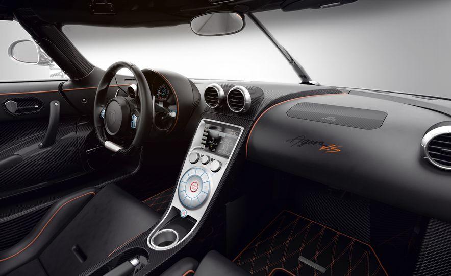 Koenigsegg Agera RS - Slide 34