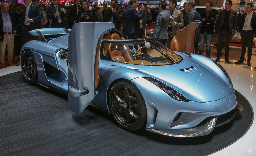 Everything You Need to See from Day One of the 2015 Geneva Auto Show - Slide 8