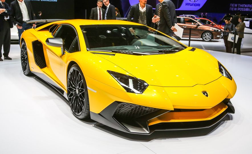Everything You Need to See from Day One of the 2015 Geneva Auto Show - Slide 9