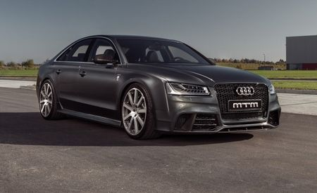 "MTM's Audi S8 ""Talladega"" Packs Southern Charm—to the Tune of 750 hp"