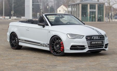MTM S3 Cabriolet: A Wee Thing with 420 Horsepower and a Top that Drops