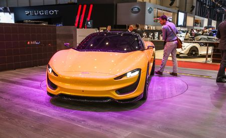 Magna Steyr's MILA Plus Sports Car Concept Is a Hybridized Showcase