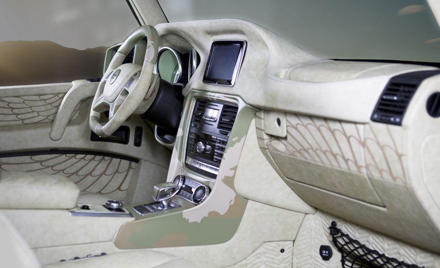 Mansory G-class Sahara Edition - Slide 16