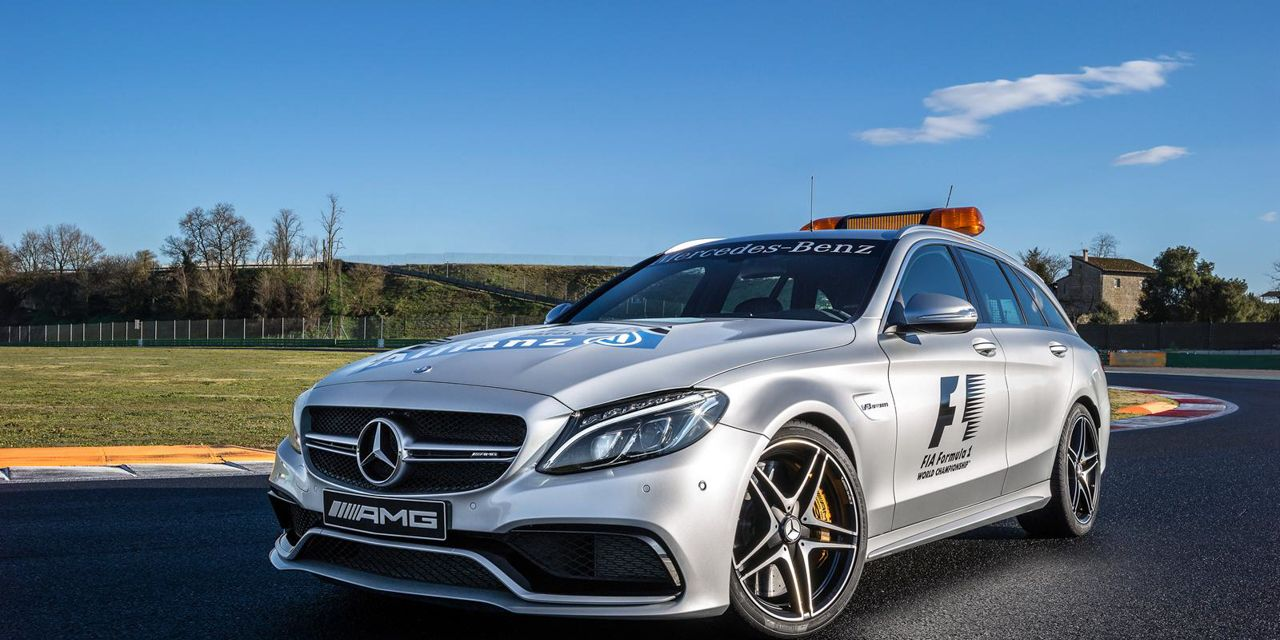 Mercedes-AMG Reveals 2015 F1 Safety Car Lineup, and It's Full of Sexy Gloriousness