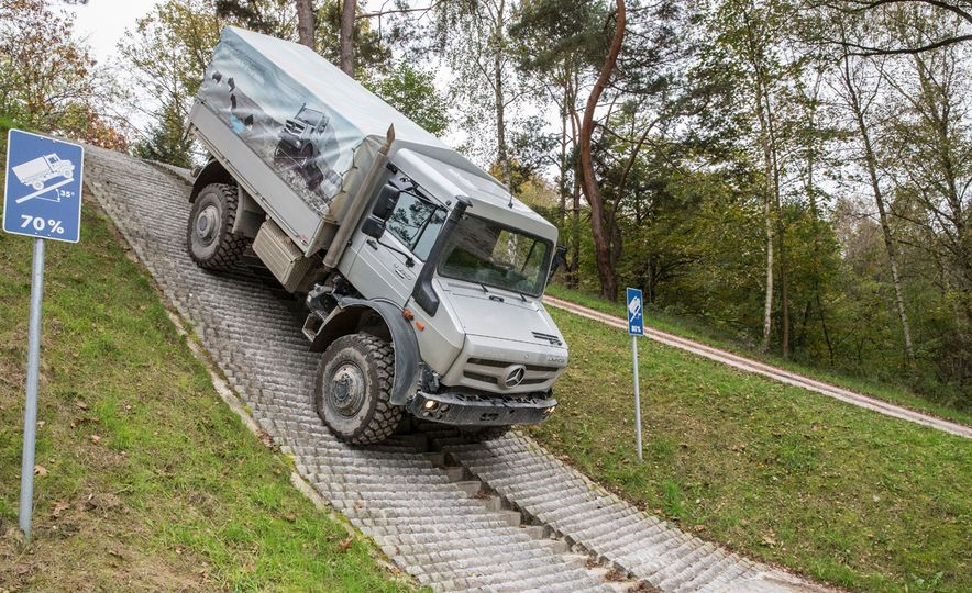 Mercedes-Benz Unimog: The Pickup/Other Thing Benz Has Been Building for Decades - Slide 6