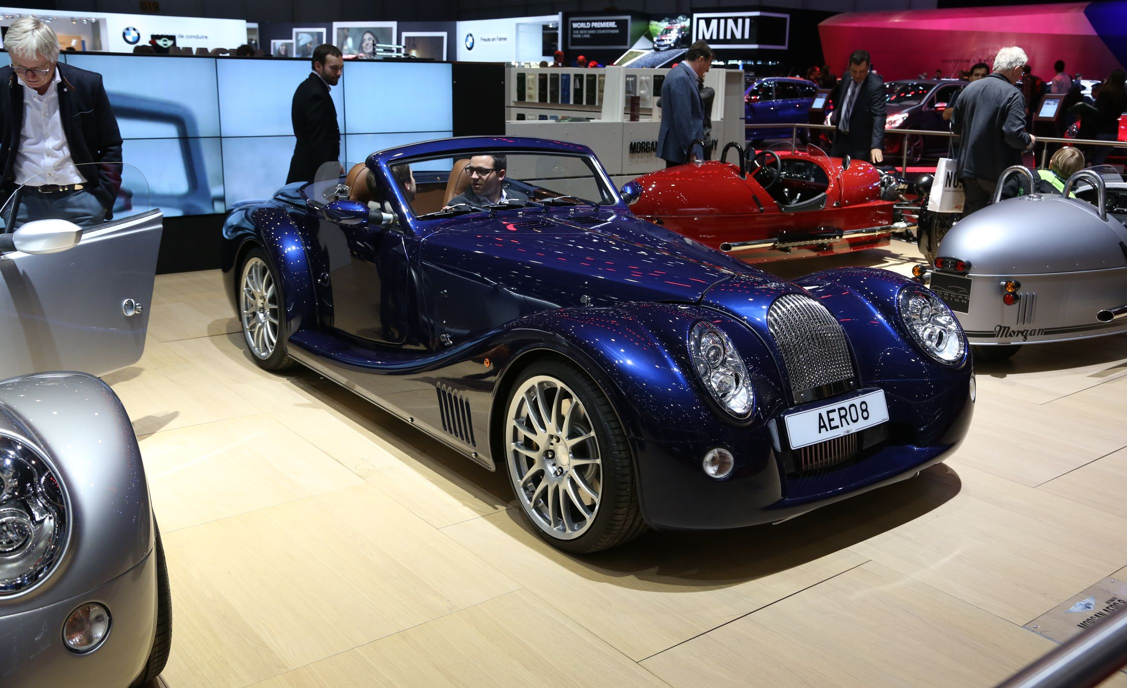 morgan aero ss price auto express