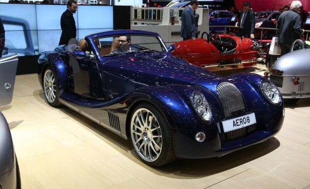 Tally Bally Ho! Morgan's New Aero 8 Goes Back to Basics
