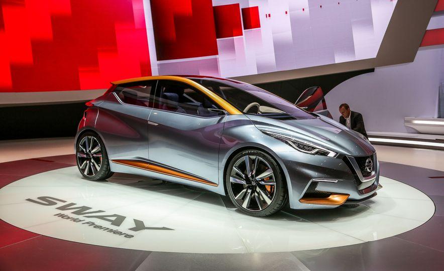 Nissan Sway concept - Slide 1