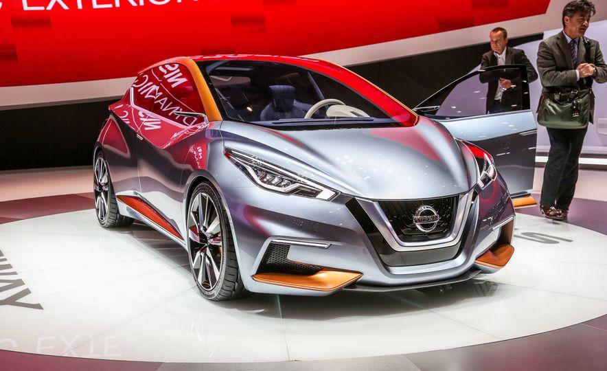 Nissan Sway concept - Slide 2