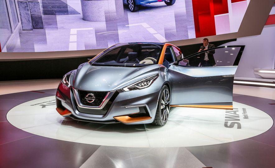 Nissan Sway concept - Slide 4
