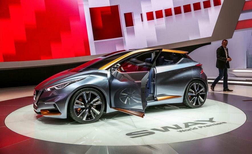 Nissan Sway concept - Slide 5