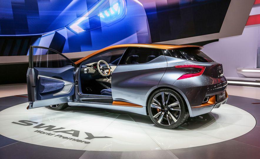 Nissan Sway concept - Slide 6