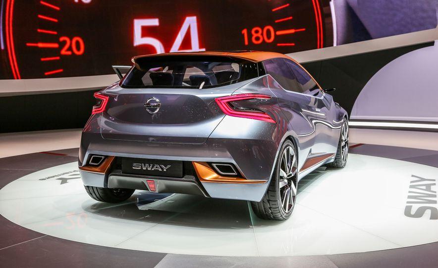 Nissan Sway concept - Slide 9