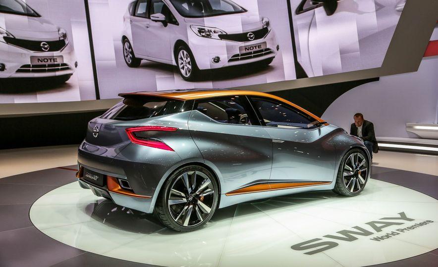 Nissan Sway concept - Slide 10