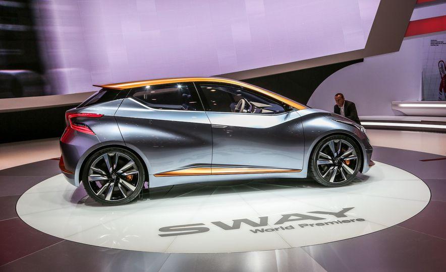 Nissan Sway concept - Slide 11