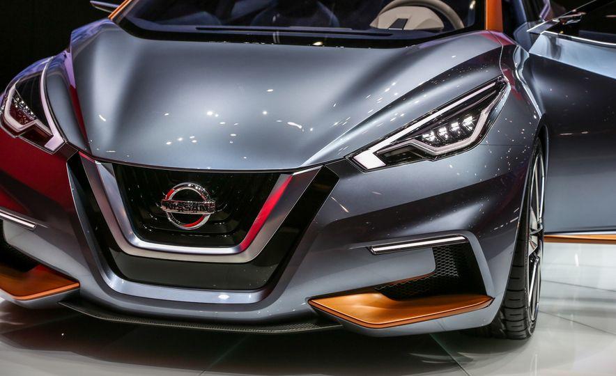 Nissan Sway concept - Slide 17